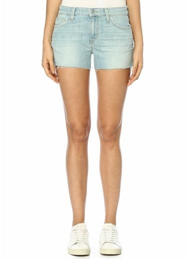 Joe's Jeans Şort Mavi